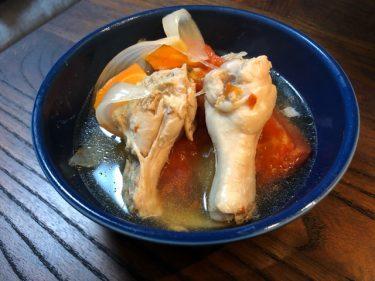 トマト入りで美味しい!簡単美味しいアレンジポトフ 作り方・レシピ