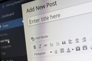 【WordPress】ブログ初心者がするべき6つのこと