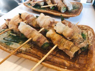 【オーブントースターで作る】オクラの豚肉巻きのレシピ・作り方