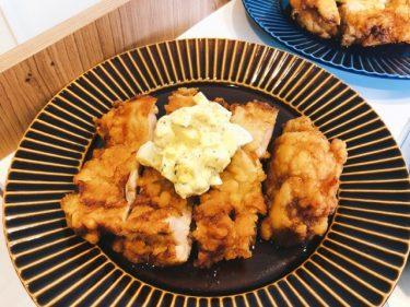 【ザクザク衣がおいしい】チキン南蛮のレシピ・作り方