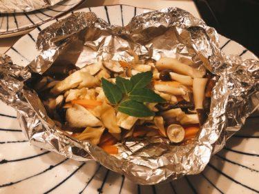 【フライパンで簡単!】鮭のホイル焼きのレシピ・作り方